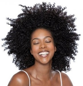African-american-woman-with-natural-hair-smiling-with-eyes-closed-290x300