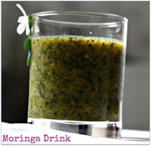 Moringa Drink